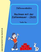 Rechnen mit der Zahlenmauer - ZR20