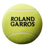 ROLAND GARROS 9 JUMBO YELLOW TENNIS BALL