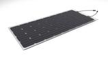 Solarglas Modul 160 Wp Glas / Glas