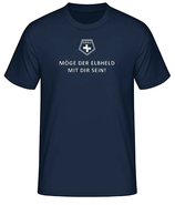 """T-Shirt """"Möge der Elbheld mit Dir sein!"""""""
