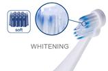 #730 paro® deep-clean-whitening –  brosse de rechange pour paro® sonic, 1 blister à 2 pcs