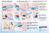 #2000 Instructions nettoyage de dents , 10 pcs.