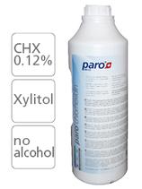 #2692 paro® chlorhexidin – bain de bouche 0.12 % CHX, sans pompe,  1 bouteille à 2 l