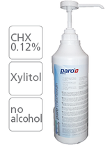Paket 40, paro® chlorhexidin 0.12, Mundspülung, 2l