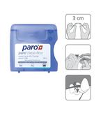 #1766 paro® classic-floss – gewachst, mint, fluoridiert, 12 Dosen à 1 Stk., 50 m