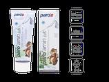 #2667 paro® amin kids – Zahnpaste, 500 ppm AminF,  12 Tuben à 75 ml