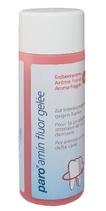 #2678 paro® amin fluor gelée – Erdbeer, mit Aminfluorid, 12500 ppm F,  1 Flasche à 200 ml