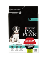PRO PLAN® Medium Puppy Sensitive Digestion Riche en Agneau 14kg