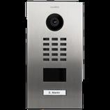 DoorBird D2101V IP Video Türstation inkl. Unterputzgehäuse, 1 Ruftaste