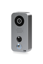 DoorBird D101 IP Video Türstation, Polycarbonat Gehäuse