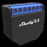SHELLY 2.5 WLAN Rollosteuerung /Doppelschalter