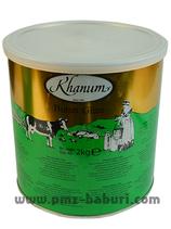 Khanum Butter Ghee 2 Kg geklärte Butter 99.8 % Butter schmalz