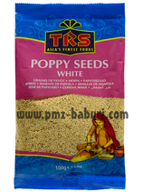 TRS Poppy Seeds White