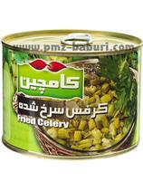 Gebratener Selleri, Fried Celery/Karafs Sorkh shodeh