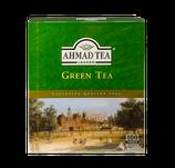 Ahmad Tee Green Ahmad Grüner Tee 100 Tea Bags