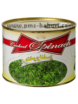Gekochter Spinat, Cooked Spinach