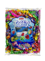 Bonbon Toffix Obstgescmack چاکلیت با طمع میوه
