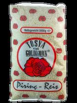 Tosya Reis Rundkornig weiß 5 kg
