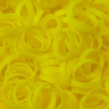Rainbow Loom® AlphaLoom Bänder Gelb