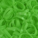 Rainbow Loom® AlphaLoom Bänder Grün / Vert