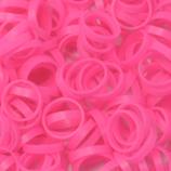 Rainbow Loom® AlphaLoom Bänder (Neon) Pink