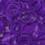 Rainbow Loom® AlphaLoom Bänder Lila