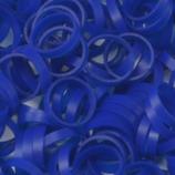 Rainbow Loom® AlphaLoom Bänder Marineblau