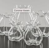 Vase Corona mittel