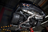 102mm Titanium Exhaust System -  R35 GT-R