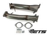 "ETS 3"" DOWNPIPES"