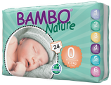 BAMBO NATURE  T0 (1/3 KG)