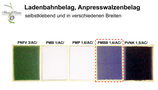LADENBAHNBELAG PMBB BLAU 1,6/AC/22 MM,  Selbstklebend für empfindliche Garne wie Glas,