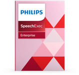 Philips LFH7330 Enterprise,    Dicteer- en transcriptiesoftware