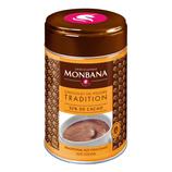 Chocolat en poudre Cacao Tradition Monbana - Boîte 250g