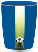 Fussball Fan-Urne Mein Verein