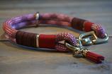 Tau Halsband rot - 41cm