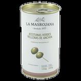 Oliven gefüllt mit Anchovis