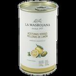 Oliven gefüllt mit Zitrone