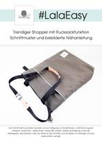E-Book #LalaEasy - Dein Shopper mit superleichter Rucksackfunktion