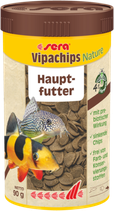 sera Vipachips Nature 250 ml