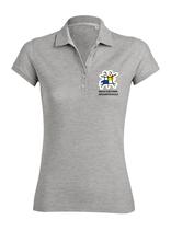 Polo-Shirt Damen klassisch