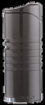 XIKAR FEUERZEUG ELLIPSE III TRIPLE FLAME / GUNMETAL