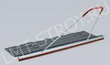 Швабра-разметалка комбинированная 150 см