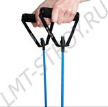 Эспандер с ручками 7/6 Latex Resistance Band Tube