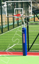 Стойка баскетбольная стационарная