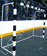 Ворота для мини-футбола (гандбола) 3х2 м разборные труба 80х80 мм