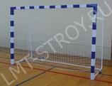 Ворота мини-футбольные/гандбольные 3х2м алюминий 80х80 мм