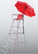 Зонт с креплением для судейской вышки