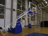 Стойка баскетбольная профессиональная мобильная в комплекте