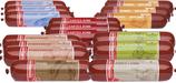 Fleischeslust Nassfutterwurst 800g Verpackungseinheit 12 Würste